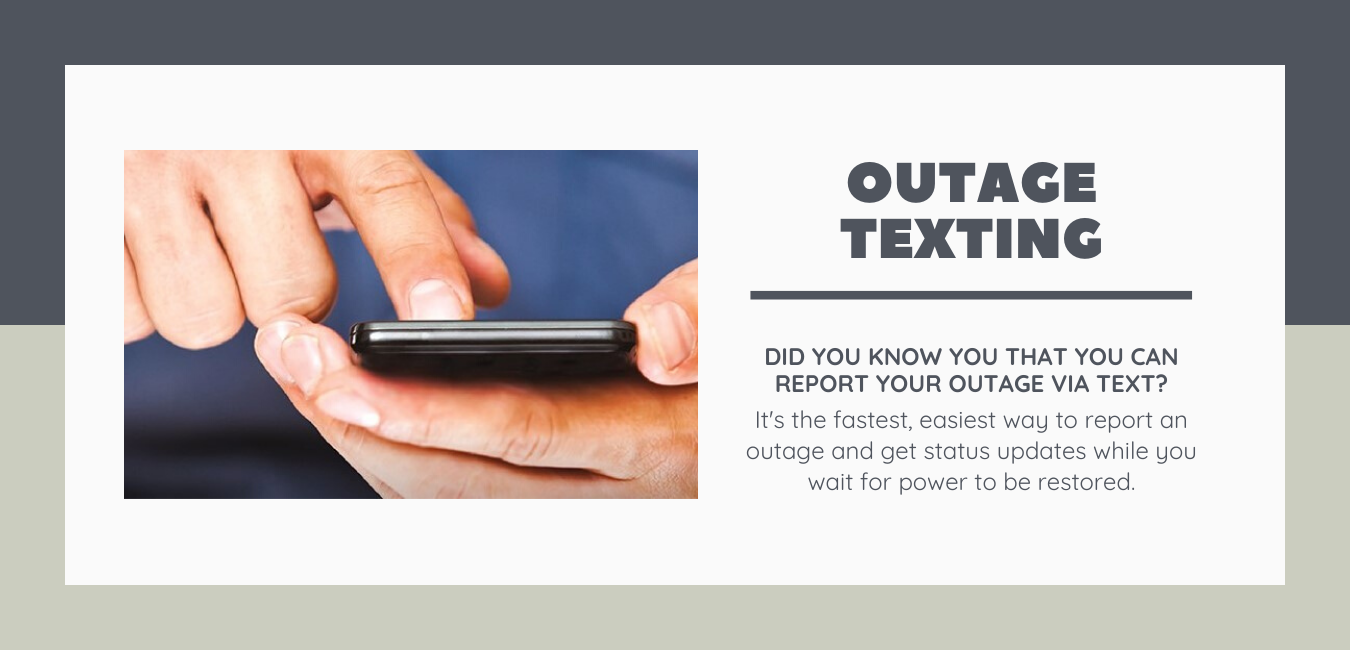 Outage Texting