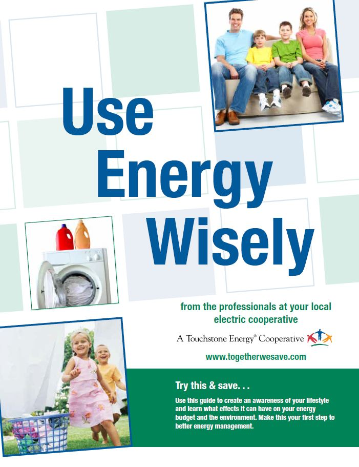 Use Energy Wisely